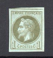 !!! PRIX FIXE : COLONIES GENERALES, N°7 NEUF * SUPERBE - Napoleon III