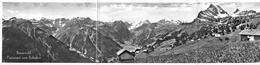Braunwald Panoramakarten 3 Bild - GL Glaris