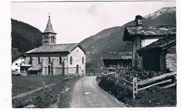 CH-5190  Les HAUDERES : La Nouvelle Et L'ancienne Vhapelle ( E. Gyger 9392 ) - VS Valais