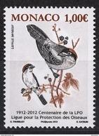 MONACO 2012 - N°2840  - NEUF  ** - Monaco