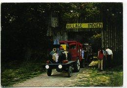 76 RY ++ Le Maquiparc - Le Village Indien, Sortie Du Petit Train ++ - France