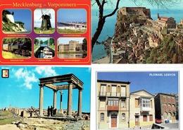 Gros Lot N° 3 De Minimum 900 CPM - CPSM  EUROPE ( 3 Kg 700 ) - Cartes Postales