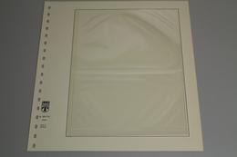 Lindner, T-Blanko-Blatt 802210, 2 Taschen 127 X 107 Mm, Breite 189 Mm - Albums & Reliures