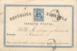 ESPAGNE - Entier Postal - 1850-1931