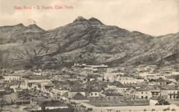 CAP VERT -S. VICENTE - Vue Générale - Cap Vert