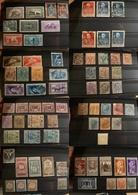 Italie - Timbres Anciens Neufs * Et Oblitérés (majorité) - Cote +/- 550 - Collections