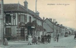 27 - Acquigny - La Route De Louviers - Acquigny