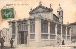 34 - Mauguio - Les Halles (épicerie Du Marché) - Mauguio
