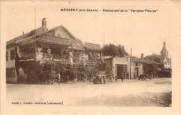 """70 - Messery - Restaurant De La """"Terrasse Fleurie"""" - Messery"""