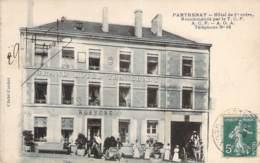 79 - Parthenay - Hôtel De 1er Ordre Recommandé Par Le T.C.F. (Grand Hotel Tranchant Ruesche) - Parthenay