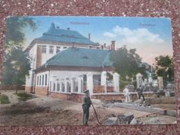 Karansebes .fogimnazium  . Cachet Censure Sarrebourg - Hongrie