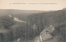 CPA - France - (29) Finistère - Châteauneuf-du-Faou - Les Montagnes Noires - Châteauneuf-du-Faou