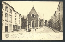 +++ CPA - LEUVEN - LOUVAIN - Eglise Des Pères Des Sacrés Coeurs - Sanctuaire De St Joseph - Desaix   // - Leuven