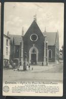 +++ CPA - LEUVEN - LOUVAIN - Eglise Des Pères Des Sacrés Coeurs - Sanctuaire De St Joseph - Desaix II   // - Leuven