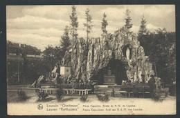+++ CPA - LEUVEN - LOUVAIN - Chartreuse - Pères Capucins , Grotte ND De Lourdes - Nels    // - Leuven