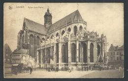 +++ CPA - LEUVEN - LOUVAIN - Eglise St Pierre - Nels    // - Leuven