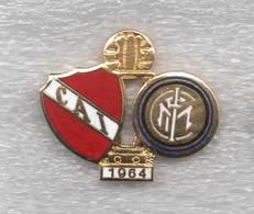 Champions League 1964 » Finale » CAI - Inter Calcio Football Club Club Atlético Independiente Argentina - Calcio