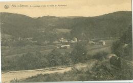 Alle-sur-Semois; Le Passage D'eau Et Route Rochehaut - Non Voyagé. (Hôtel Hoffmann, Alle-sur-Semois) - Vresse-sur-Semois