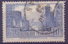 France N° 261b Oblitéré - France