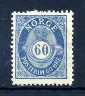 1909-20 NORVEGIA N.83 * - Norvegia