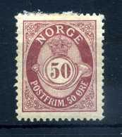 1909-20 NORVEGIA N.82 * - Norvegia