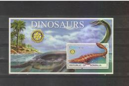 Somalia 2002  Prehistoric  Dinosaurs - Preistorici