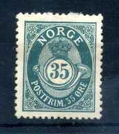 1909-20 NORVEGIA N.80 * - Norvegia