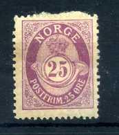 1909-20 NORVEGIA N.78 * - Norvegia