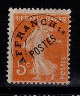Preoblitere YV 50 Semeuse N* Cote 45 Eur - 1893-1947
