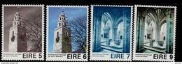 Europa Sympathieausgaben Denkmalschutzjahr Irland 327 - 330 MNH Neuf ** Postfrisch - Gemeinschaftsausgaben