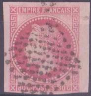 Colonies Générales Postes N° 10 80c Napoléon III Rose TB Qualité: Obl Cote: 130 € - Napoleon III