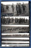 Malzéville --  Carte Photo -- Revu Militaire - France