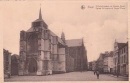 Diest Eglise St Suplice Et Grand Place - Diest