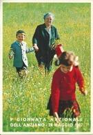 """Torino, """"Comitato Italiano Per Gli Anziani"""" Comitato Provinciale, 9^ Giornata Nazionale Dell'Anziano 28.5.1967 - Manifestazioni"""