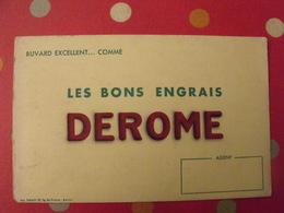 Buvard Les Bons Engrais Derome - Agriculture