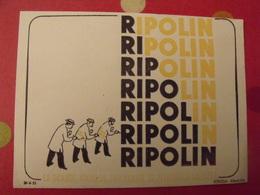 Buvard Peinture Ripolin. Peintures Laquées - Paints