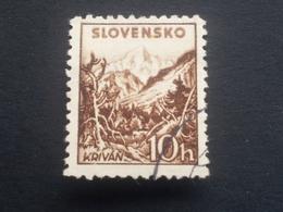 Slovakia - 1940 - Mi:SK 72XA, Yt:SK 40a O - Look Scan - Gebraucht
