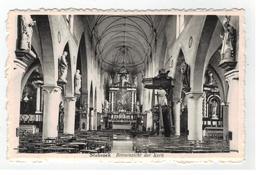 Stabroek  Binnenzicht Der Kerk   Uitgave:Janssens,Stabroek - Stabroek