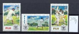 FIDSCHIINSELN -  317/9  Kricketspiele  Kpl.postfr - Fidji (1970-...)