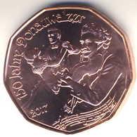 """5 Euro 5€ - Münze Kupfer Aus  2017, """"Donauwalzer"""" UNC - Oesterreich"""