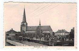 Stabroek  De Kerk  Uitgave:Janssens,Stabroek - Stabroek