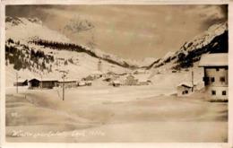 Wintersportplatz Lech 1450 M (777) * 2. 4. 1929 - Lech