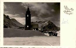 Frohe Weihnachten Und Glückliches Neujahr! - Lech Am Arlberg (160) * 27. 12. 1957 - Lech