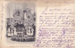 Pensionnat Des Religieuses Ursulines à Lierre Circulée En 1900 - Lier