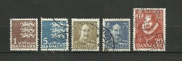 DINAMARCA 1946 - 1913-47 (Christian X)