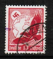 GERMANY   Scott # C 47 VF USED (Stamp Scan # 433) - Airmail