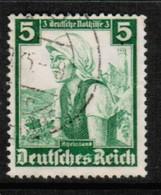 GERMANY   Scott # B 71 VF USED (Stamp Scan # 433) - Germany