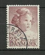 DINAMARCA 1950 Princess Anne-Marie - Königshäuser, Adel
