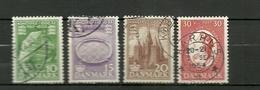 DINAMARCA 1953/54 - Königshäuser, Adel