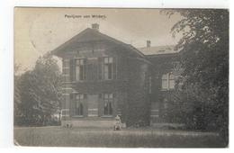 Wildert Paviljoen Van Wildert Uitg.Van Campen-Mora  (met Ster Stempel 1913) - Wijnegem